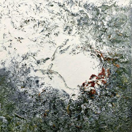 Through Summer Snow to Lake Nameless…